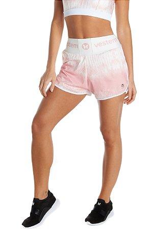 Shorts Vestem Beyond Rosa Claro