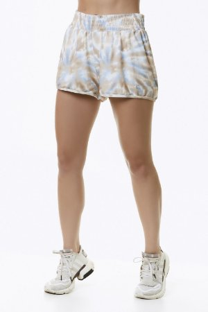 Shorts Duplo BRO Metallic