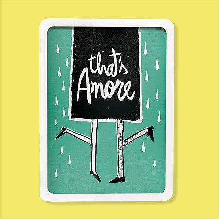 Quadro - That's Amore