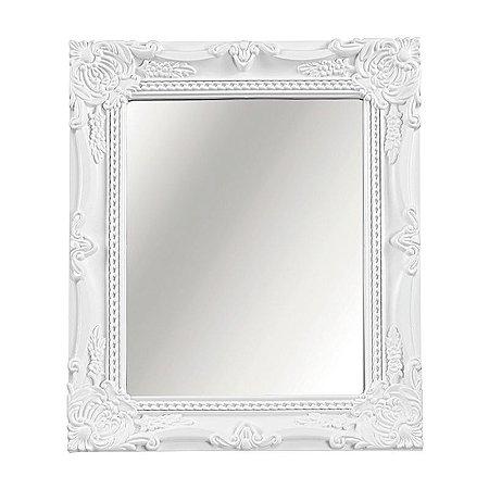 Espelho Decorativo Branco