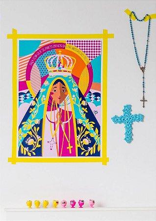 Quadro - Nossa Senhora Aparecida