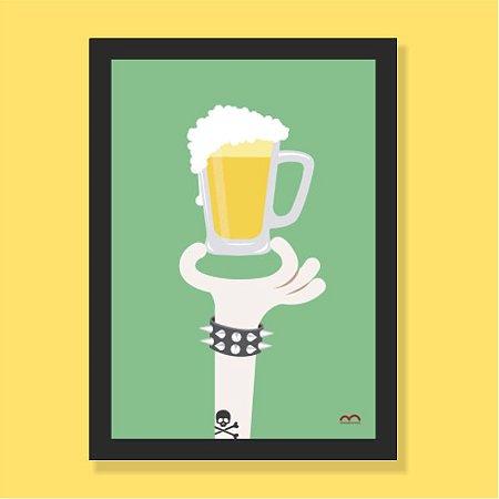 Quadro - Cerveja