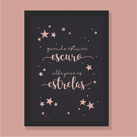 Quadro - Estrelas