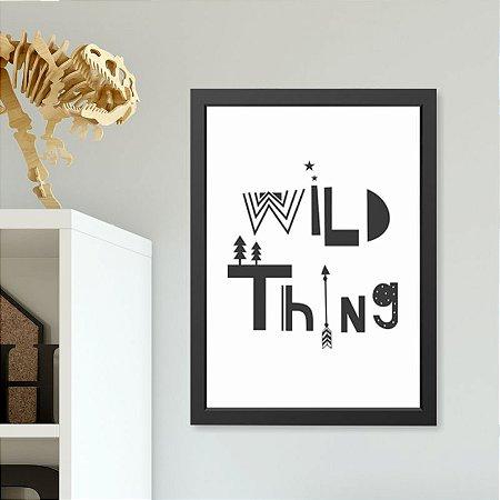 Quadro - Wild Thing