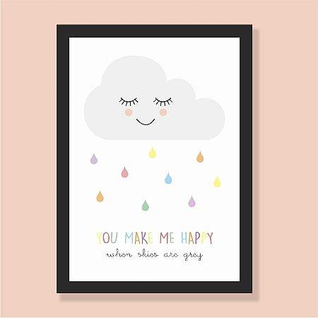 Quadro - Nuvem