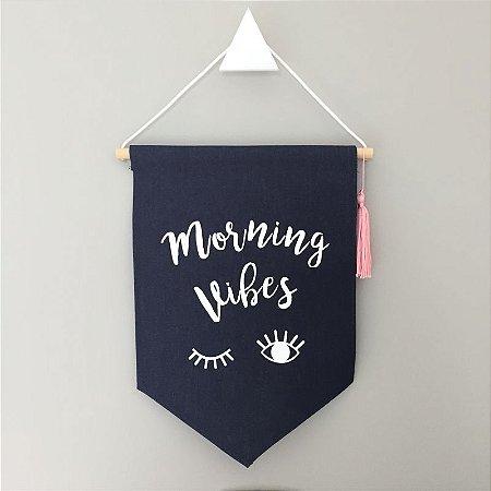 Flâmula - Tecido Morning Vibes