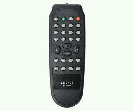 CONTROLE REMOTO TV LENOX