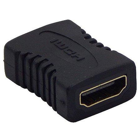 ADAPT HDMI FEMEA / HDMI FEMEA GOLD