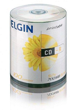 CD-R ELGIN 700MB BULK C/100 82040