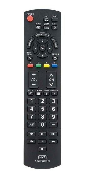 CR C 01254 TV LCD PANASONIC VIERA N2QAYB000570