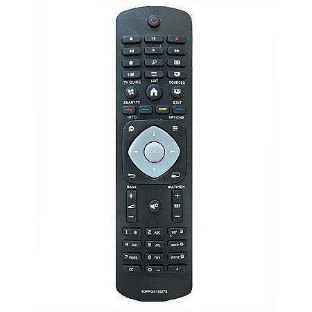 CR C 01322 TV SMART PHILIPS 40PFG5100/78