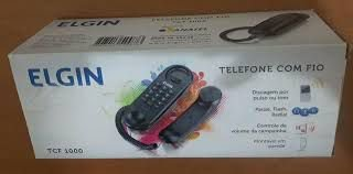 TELEFONE C/ FIO ELGIN TCF 1000