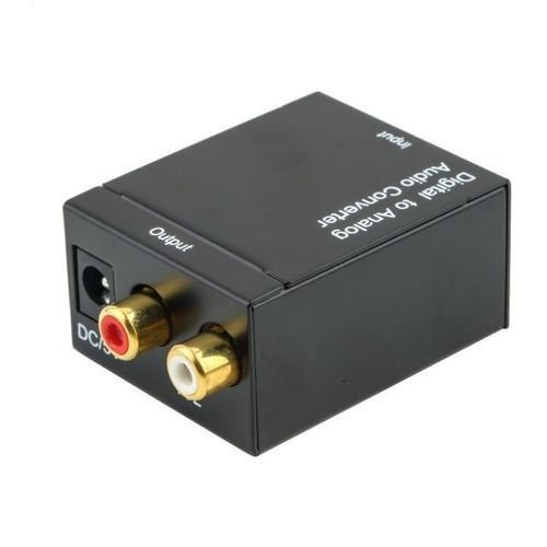 ADAPTADOR /CONVERSOR OPTICO RCA XC-CV/OP