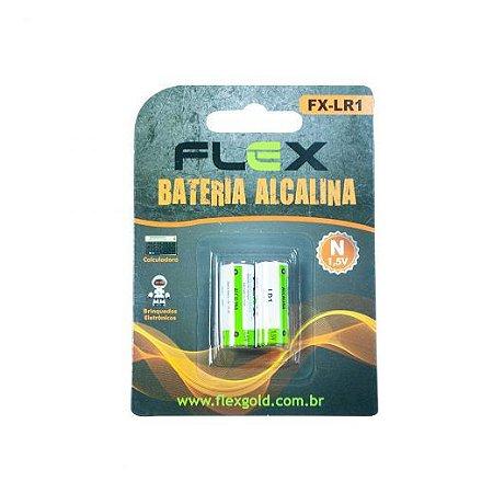 BATERIA ALCALINA TIPO N LR1 MOD. FX LR1