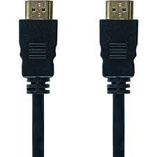 CABO HDMI 4K ULTRA HD PREMIUM 2.0V 30AWG S/FILTRO O.D:6MM DOURADO 1M