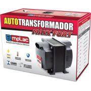 TRANSFORMADOR 300VA BIV TOM 10A 2P+T EMPLAC F30054