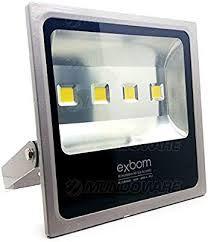 REFLETOR LED 200W BI-VOLT EXBOM RL-C5B200W