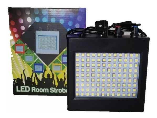 LED ROOM STROBE 108 STROBOWDE BRANCO XH-108W