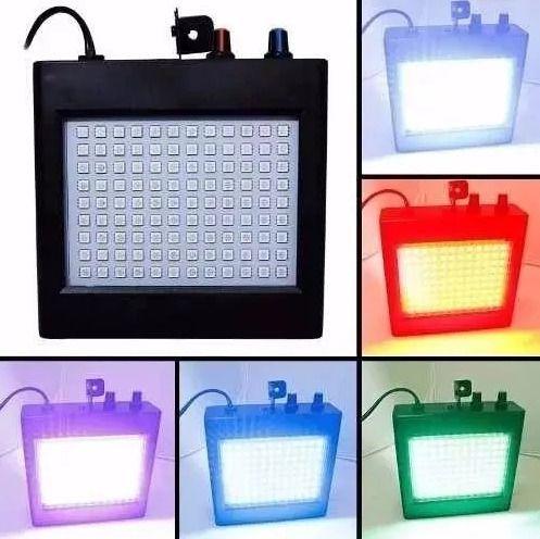 LED ROOM STROBE 108 STROBOWDE COLORIDO XH-108RGB