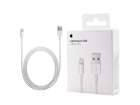 CABO IPHONE LIGHTNING TO USB CABLE (1M)