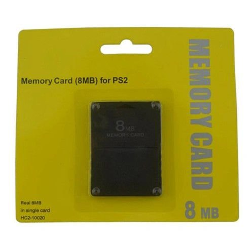 MEMORY CARD PS2 8MB MXT