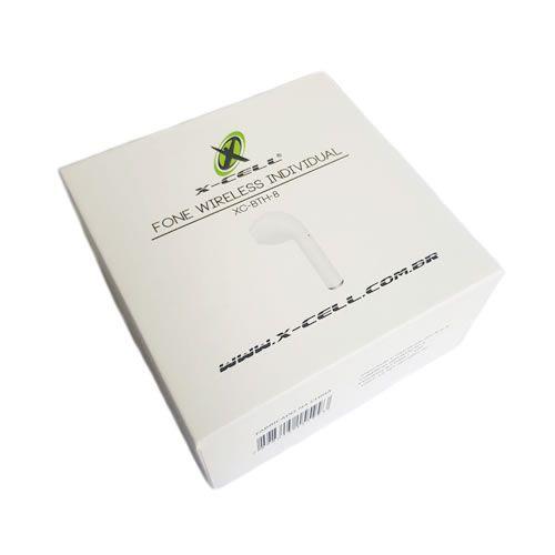 FONE DE OUVIDO P/ CELULAR MOD XC-BTH-8 MARCA X-CELL