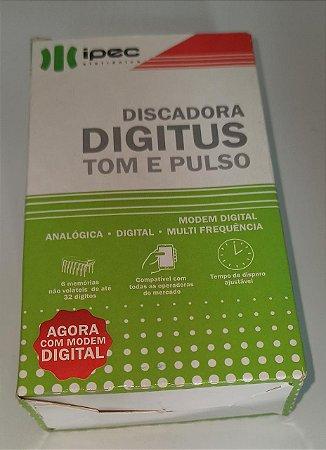 DISCADORA DIGITUS TOM E PULSO IPEC
