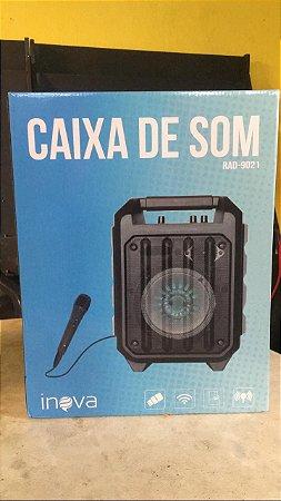 CAIXA DE SOM INOVA RAD-9021