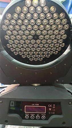 LED KING KONG MOVING HEAD LIGHT 108 LED LUATEK LK-1108