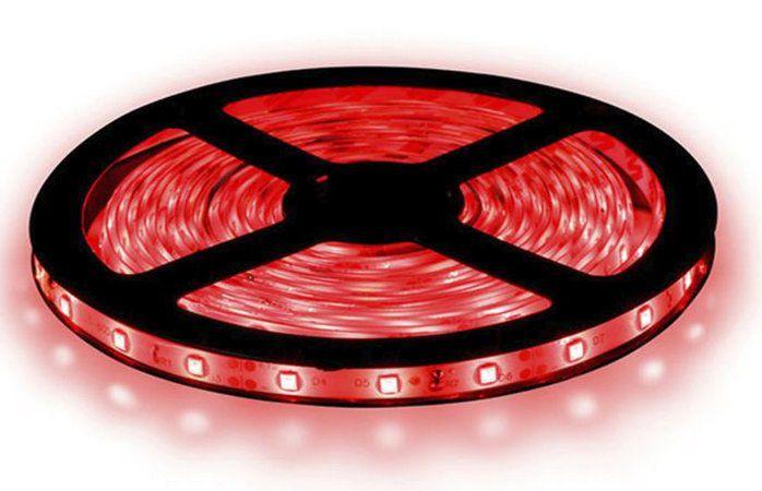 FITA DE LED VERMELHO 5050-R 5M