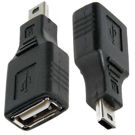 ADAPTADOR USB FEMEA PARA V3 TOMATE MHC-5206