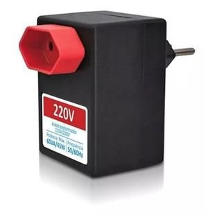 TRANSFORMADOR 60VA 127V - 220V TOM 10A 2P EMPLAC F30000