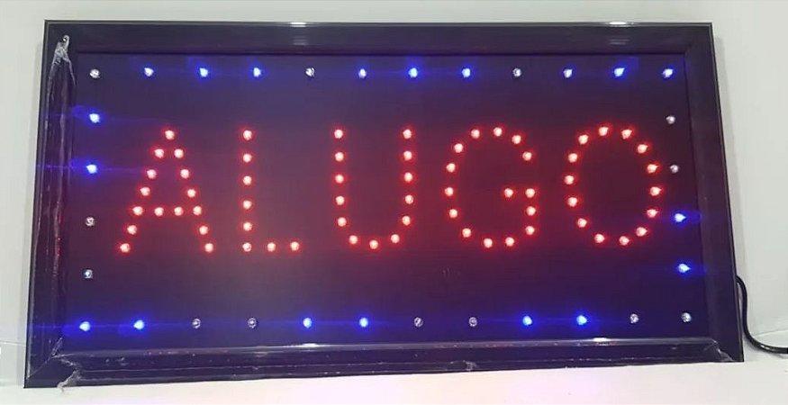 PLACA DE LED ALUGO 25X50 OEM