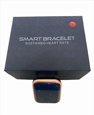 RELOGIO SMART BRACELET A6 - ROSE