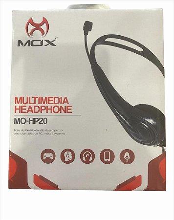 MULTIMEDIA HEADPHONE 2 P2 MOX MO-HP20