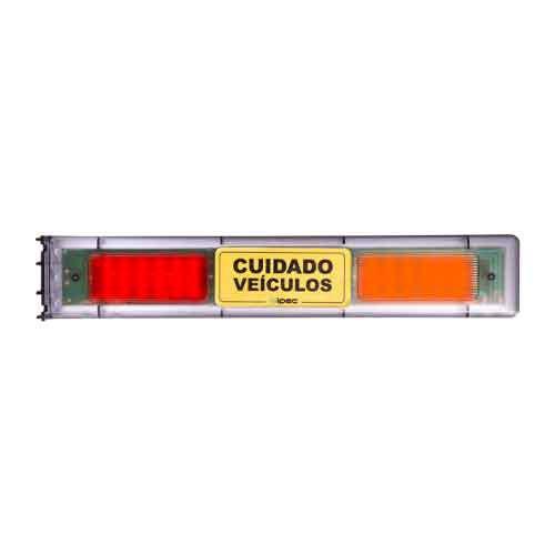 SINALEIRA AUDIOVISUAL MAXI 127V/220V CUIDADO VEICULOS IPEC A2310