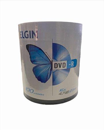 DVD-R ELGIN 4.7GB BULK C/100 82050