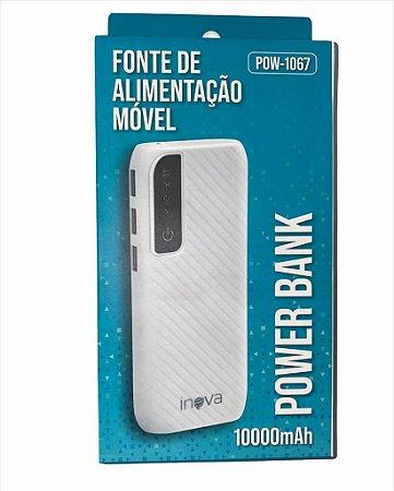POWER BANK INOVA 10000mAh POW-1067