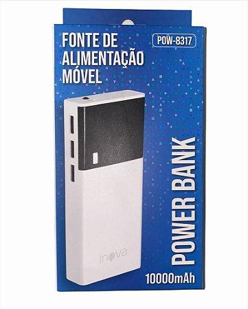 POWER BANK INOVA 10000mAh POW-8317