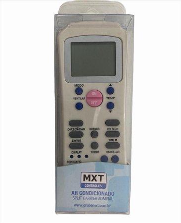 CR C 01309 AR CONDICIONADO SPLIT CARRIER ADMIRAL R14(A)