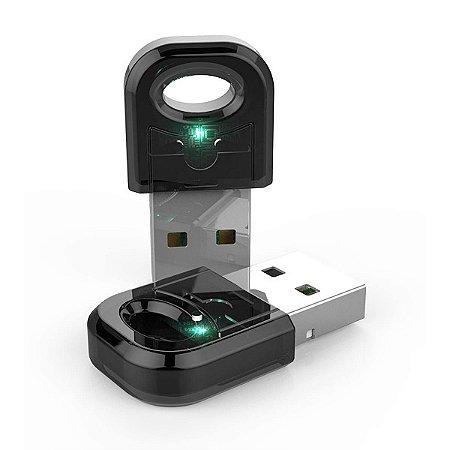 ADAPTADOR USB BLUETOOTH 5.0 DONGLE F3 JC-BLU04