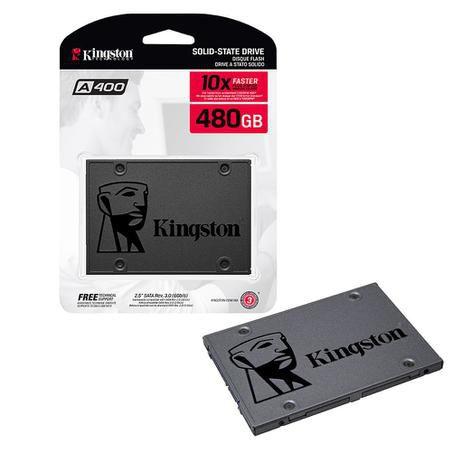 SSD 480GB KINGSTON A400