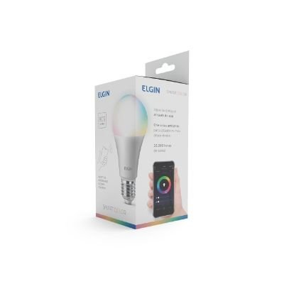LAMPADA LED SMART COLOR 803 LUMENS WI-FI ELGIN