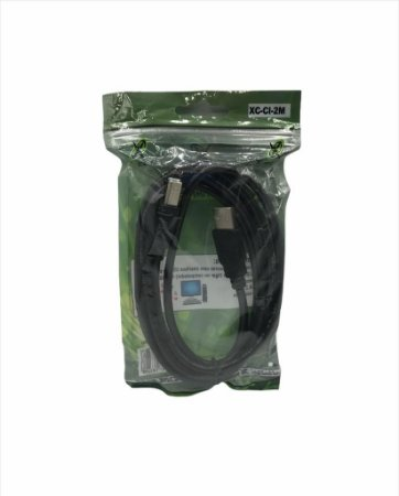 CABO P/ IMPRESSORA USB A M X B M 2.0  2M X-CELL XC-CI-2M