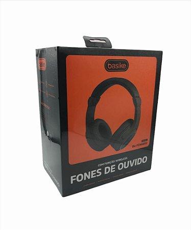 FONE DE OUVIDO WIRELESS BASIKE BA-FON6682
