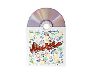MOUSEPAD DECOR COLORFUN CD