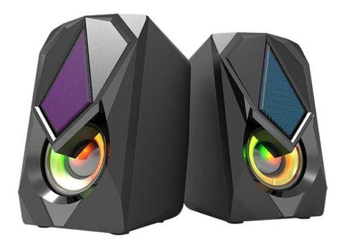CAIXA DE SOM PC HYPER G.T 3W LEHMOX GT-S2