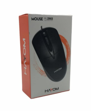MOUSE OFFICE USB - MU2903 HAYOM
