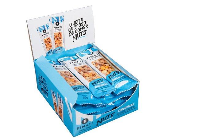Pinati Nuts Original - Display com 12