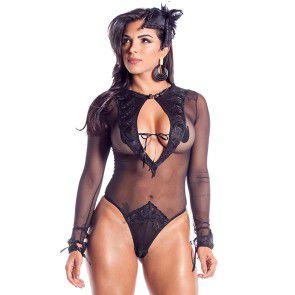Body Transparencia  - Toda Sexy®